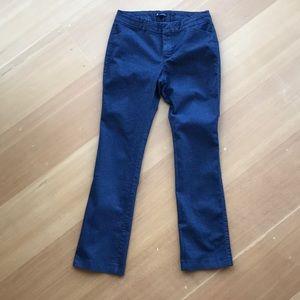 Gap slim city tailored jeans Size 6R
